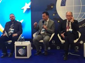 Михайло Рівіс на Європейському конгресі місцевого самоврядування у Польщі закликав разом зберегти автентику Карпат