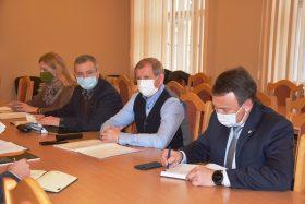 Представники організацій-засновників Агенції регіонального розвитку Закарпатської області провели засідання
