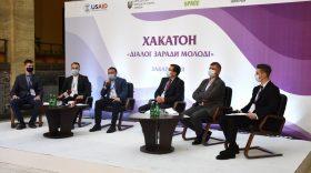 Голова обласної ради Олексій Петров  взяв участь у відкритті хакатону «Діалог заради  молоді: Закарпаття»