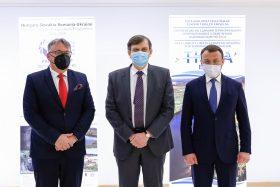 Олексій Петров та Оскар Шестак узгодили пріоритетні проекти між Закарпатською та Саболч-Сатмар-Березькою областями