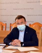 Олексій Петров: Для підтримки та профілактики здоров'я закарпатців треба уніфікувати ресурси і можливості