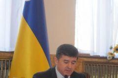 И на пленарном заседании одиннадцатой сессии областного Совета, 16.11.2012