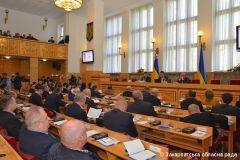 І пленарне засідання ІІІ сесії обласної ради, 05.04.2016