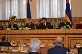 I пленарне засідання IX сесії обласної ради, 30.11.2017