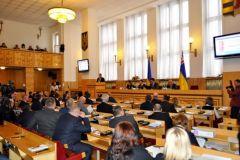 I пленарне засідання VI сесії обласної ради, 16.02.2017