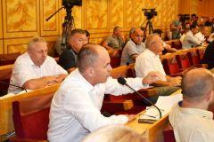 І пленарне засідання XII сесії обласної ради, 26.07.2018