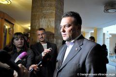 ІІ пленарне засідання І сесії обласної ради, 01.12.2015