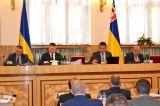 ІІ пленарне засідання XII сесії обласної ради, 27.09.2018