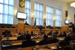 Пленарне засідання VI (позачергової) сесії обласної ради, 10.10.2011