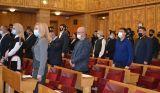 Позачергова сесія  Закарпатської облради VІІІ скликання
